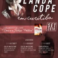 Landa Cope in Curitiba, Brazil soon